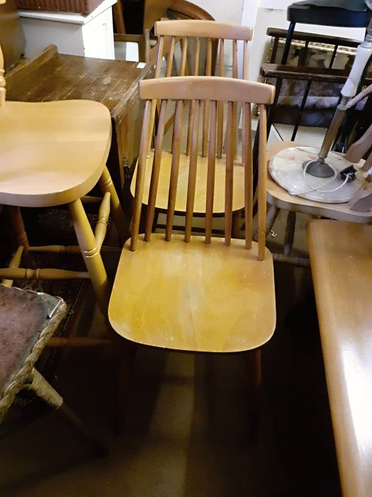 Ercol pair of chairs